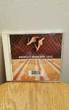 Maxwell's Urban Hang Suite by Maxwell (R&B) (CD, Apr-1996, Columbia (USA))