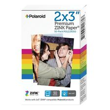 Polaroid Premium 50 Sheets Zink Photo Paper Mobile Printer Pogo Zip Snap Cameras
