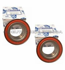 MERCEDES W220 W211 4MATIC FRONT LEFT + RIGHT WHEEL BEARING 2203300051 SET 2