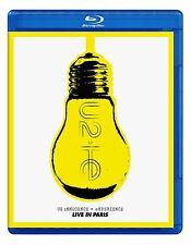 U2 iNNOCENCE + eXPERIENCE Live in Paris Blu-ray NEU & OVP