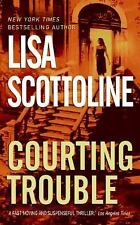Courting Trouble, Lisa Scottoline, 0061031410, Book, Good
