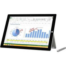 Brand New Microsoft Surface Pro 3 128GB 4G Ram 4th Gen i5 2160x1440 tablet