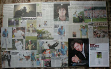 Rory McIlroy - Golf - clippings/cuttings/articles + Caroline Wozniacki
