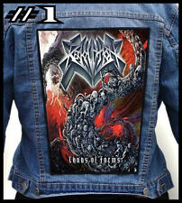 REVOCATION --- Huge Jacket Back Patch Backpatch --- Various Designs