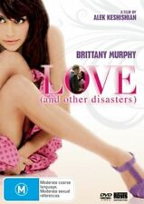 LOVE AND OTHER DISASTERS DVD Brittany Murphy Gwyneth Paltrow comedy (SEALED) R4*