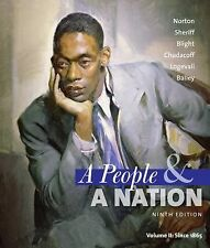 A People and a Nation: A History of the United States, Volume II: Since 1865, Ch