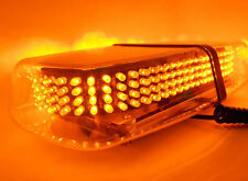 240 LED Car Roof Top Emergency Urgency Warning Strobe Flash Light Yellow/Amber