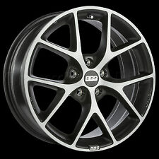 BBS 17 x 7.5 SR Car Wheel Rim 5 x 112 Part # SR005VGPK