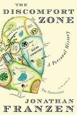 The Discomfort Zone : A Personal History by Jonathan Franzen (2006, Hardcover)