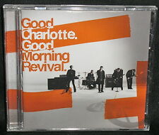 GOOD CHARLOTTE - MORNING REVIVAL - '07 13-TRK OZ CD/EPIC/16p FOLD OUT GLOSS BKLT