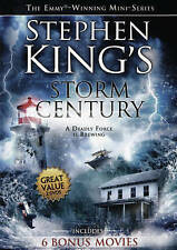 Stephen King's Storm of the Century:Brand New Includes 6 Bonus Movies (DVD,2015)