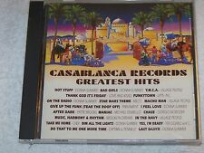 Casablanca Records Greatest Hits by Various Artists (CD, Apr-1996, PolyGram)