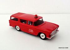 Vintage DINKY TOYS '57 Nash Rambler Fire Chief 1:43