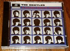 THE BEATLES A HARD DAYS NIGHT CD  SEALED !