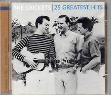 CD - The Crickets - 25 Greatest Hits