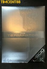 Ready! Hot Toys MMS136 The Terminator 1 T800 T-800 Arnold Schwarzenegger 1/6