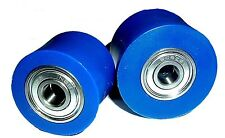 RFX BLUE CHAIN ROLLER SET  (TOP& BOTTOM) Yamaha YZ250F YZ426F YZ450F  00-14