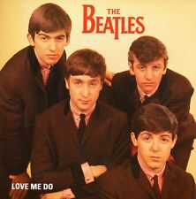 ★☆★ CD Single BEATLES Love me do 2 Tracks CARD SLEEVE  ★☆★