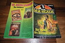 der HEXER # 22 -- HAND des DÄMONS // phant. Abenteuer des Robert Craven 1984