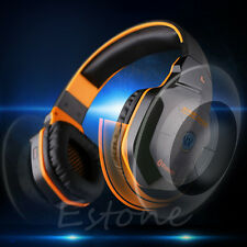 Stereo Wireless Bluetooth Headphone With Mic For iPhone Mobile Cell Phone Laptop
