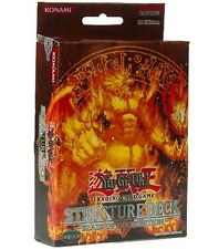 Yu-Gi-Oh! YuGiOh Blaze of Destruction 1st Edition Structure Deck - English [Toy]