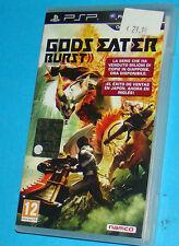 Gods Eater Burst - Sony PSP - PAL