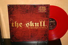 THE SKULL For Those Which Are Asleep LTD RED VINYL Pentagram TROUBLE Doom NEW!