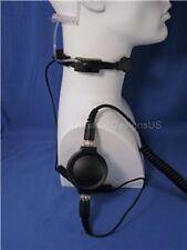 Heavy Duty Throat Microphone for Motorola  HT1000 2000 JT100 PR1500 MT1500 MT