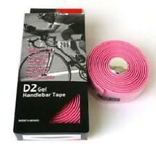 PINK Cork Gelwrap Road Bike Handlebar Tape GEL Handle Bar Wrap