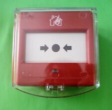 CX/PC Fire Alarm Call Point Break Glass Cover JSB Menvier Fulleon MCP £3.50 +VAT