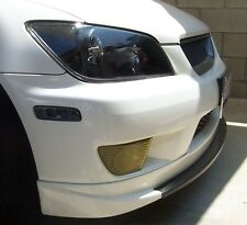 01-05 Lexus IS300 Yellow Fog light JDM TINT PreCut Vinyl Overlays IS 300