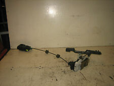 FORD MONDEO 2.0 TDCI 130BHP 2004 N/S PASSENGER SIDE REAR CENTRAL LOCKING MOTOR