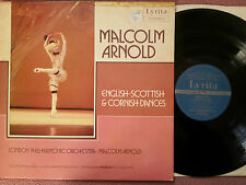 TAS SRCS 109 MALCOLM ARNOLD English Scottish NIMBUS