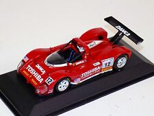 1/43 Minichamps Ferrari 333 SP car #12 Class winner of 1998 24 Hours of LeMans