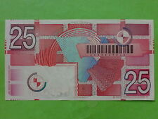 Netherlands Holland 25 Gulden 5-April-1989 (aUNC) 2352527836