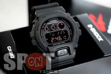 "Casio G-Shock ""Men in Rusty Black"" Watch DW-6900MS-1DR"