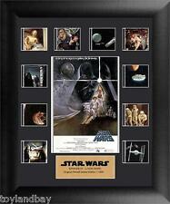Film Cell Genuine 35mm Framed Matted Star Wars Episode IV New Hope Montage 2303