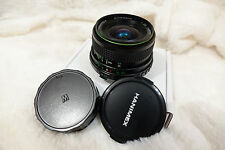 Hanimex 28mm f2.8 MC Wide Angle Lens Minolta MD Mount Adaptable MFT BMCC ref4