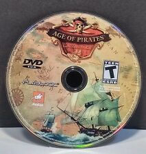 Age of Pirates: Caribbean Tales (PC, 2006)(DISC ONLY)