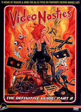 VIDEO NASTIES: DEFINITIVE G...-VIDEO NASTIES: DEFINITIVE GUIDE PART 2 (3 DVD NEW