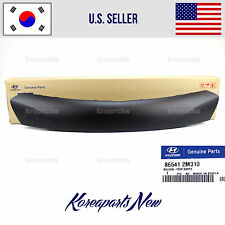 GRILLE FRONT BUMPER CENTER *MATT* (GENUINE) 865412M310 GENESIS COUPE 2013-2016