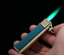 Windproof Jet Flame Butane Cigarette Lighter For Girls/Women Gas Refillable