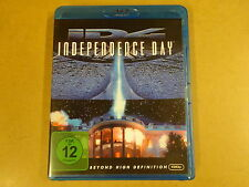 BLU-RAY / INDEPENDENCE DAY