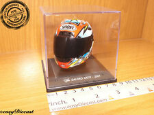DAIJIRO KATO MOTO-GP SHOEI HELMET 1/5 2001 MINT!!!