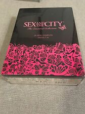 SEX AND THE CITY THE ESSENTIAL COLLECTION SERIE COMPLETA BOX DVD NUOVO