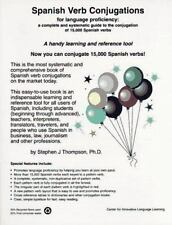 Spanish Verb Conjugations for Language Proficiency: A Complete and Sys-ExLibrary