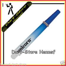 1 Set = 3 St. Shafts Unicorn Gripper 3 Two Tone, medium, 4,9 cm, blau-weiß