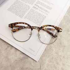 Écaille de tortue brun clubmaster rétro vintage nerd geek lunettes 60s 80s