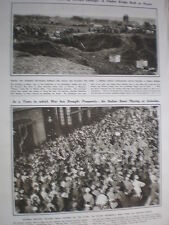 Photo article Italy regimental band playing in Salonika Greece 1917 WW1