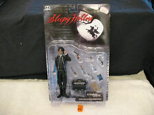 Sleepy Hollow ICHABOD CRANE Action Figure NEW 1999 Mcfarlane Toys